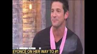 Jeff Timmons & Men of the Strip on The Buzz 12-16-13