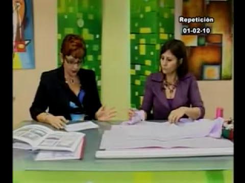 Habil&Dades Con Raquel - Sonia de Franco 1/4 Cenefa Victoriana