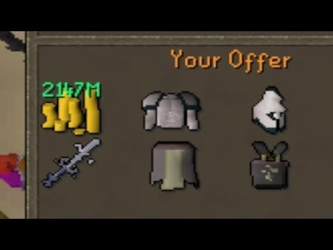 RuneScape Gambling is BACK