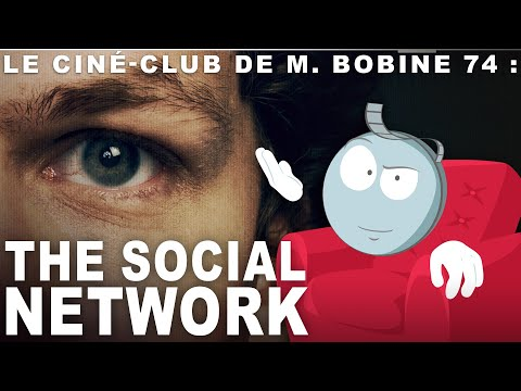 THE SOCIAL NETWORK By David Fincher, An Analysis By Mr. Bobine