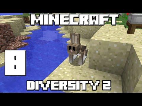 Minecraft Mapa DIVERSITY 2 Capitulo 8