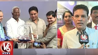 District Collectors Express Rejoice Over Telangana Excellence Awards 2018