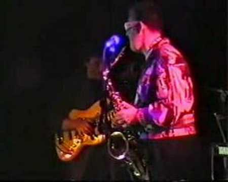 Juke - Big Mo - Live 1991