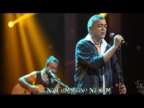 Na Tum Jaano Na Hum (cover) By Lucky Ali Unplugged video