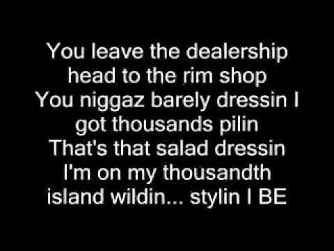 Lil Wayne - Duffle Bag Boy