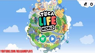 Toca Life World - Gameplay Part 1 (Android iOS) Games For Kids