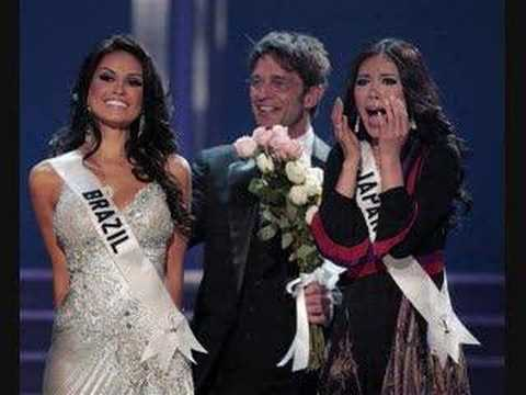 Miss Universe 2007 - Miss Japan Riyo Mori Video