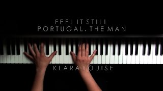 Download Lagu FEEL IT STILL | Portugal. The Man Piano Cover Gratis STAFABAND