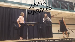 Jenna Marbles at Slippery Rock University