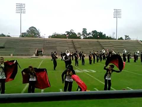 Liberty eylau high school band