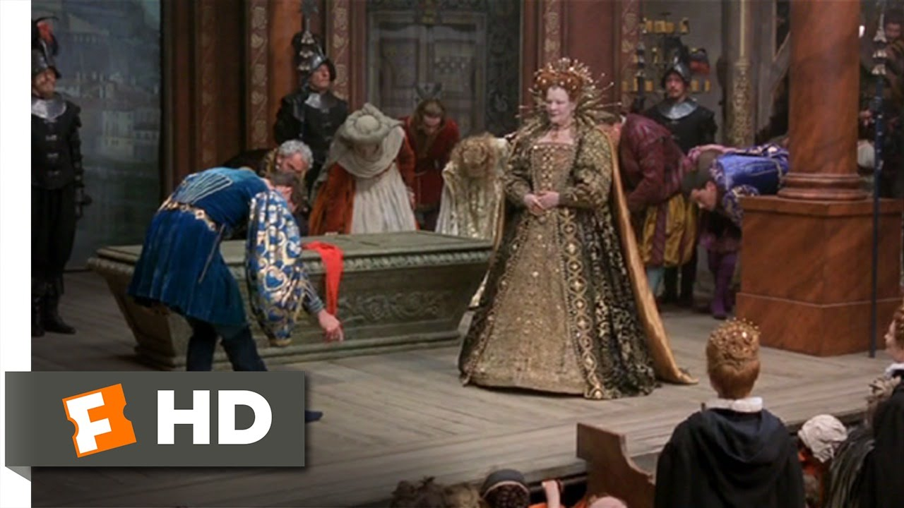a review of the film shakespeare in love Lavish historical drama has explicit sex scenes read common sense media's shakespeare in love review, age rating, and parents guide.