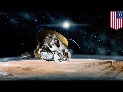 NASA's New Horizons spacecraft wakes from sleep to begin Pluto mission