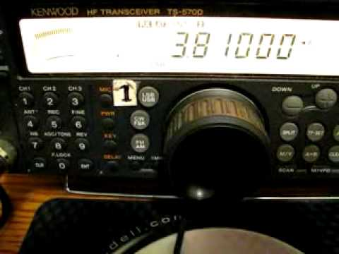 Jamming Heard On 3810Khz