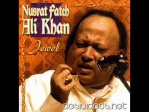 Nusrat Fateh Ali Khan - Likh Diya Anpe Dar Pe Kisi Ne 1 2.flv video