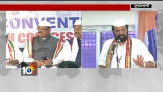 Uttam Kumar Reddy Offers to Congress Seva Dal Activists | Hyderabad
