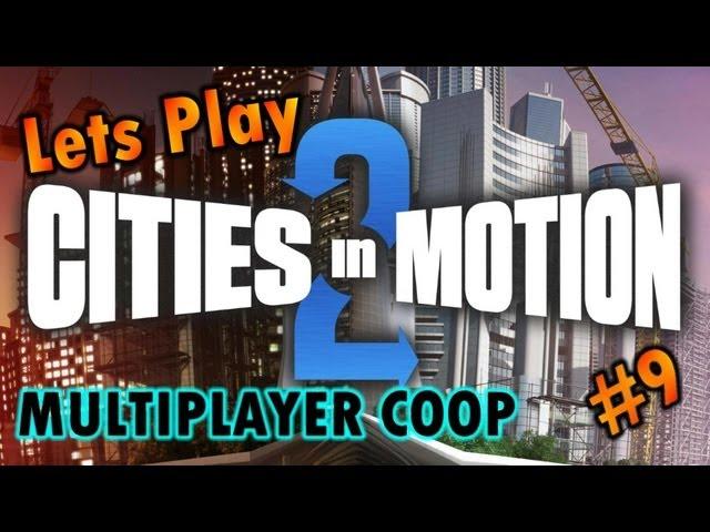 Руководство запуска: Cities in Motion 2:The Modern Days по сети