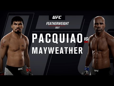 EA SPORTS UFC 2 Manny Pacquiao v Floyd Mayweather