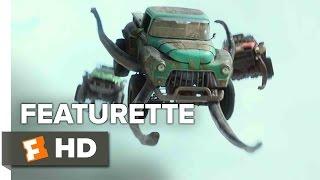 Monster Trucks Featurette - Making Monster Trucks (2017) - Lucas Till Movie