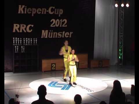 Arzu Erdem-Gallinger & Andreas Weber - Kiepen Cup 2012