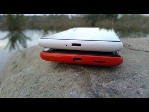 Nokia Lumia 720 vs Lumia 820 Ultimate Comparison & Review