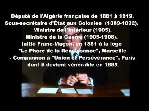 Franc-Maçonnerie et Colonialisme.
