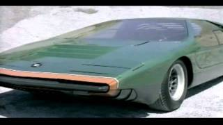 Alfa Romeo 33 Bertone Carabo - Dream Cars