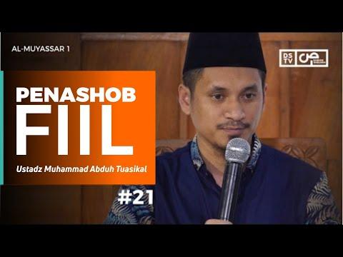 Al-Muyassar (21) : Penjazem Fi'il - Ustadz M Abduh Tuasikal