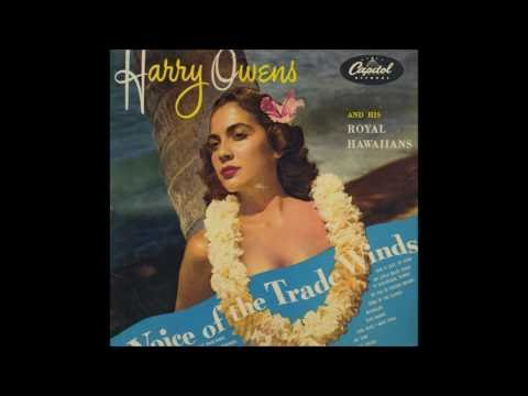 Titelbild des Gesangs Cocoanut grove von Harry Owens and his royal Hawaiians