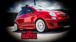 The Ultimate Push Car is Finally Done!