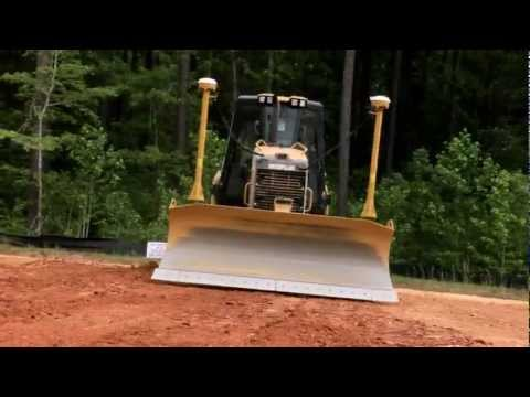 Cat D3K2. D4K2 and D5K2 Dozers at Work