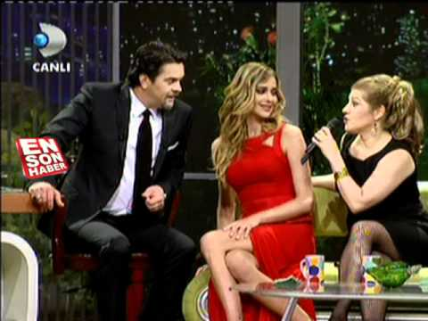 Ana Beatriz Barros Beyaz Show
