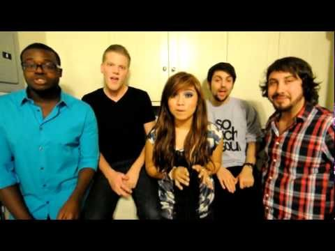 Edge of Glory Lady Gaga (Pentatonix Cover)