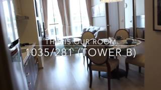 Noble Ploenchit โนเบิ้ลเพลินจิต room tour and facility tour
