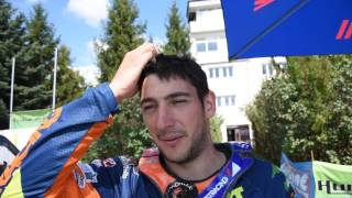 Hungarian Baja 2016 -  Loic Minaudier interview