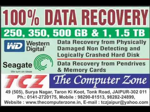 Data recovery jaipur,Hard disk data recovery seagate,western digital (9828224899)