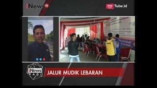 Jalur Gentong Menjadi Salah Satu Titik Kemacetan Saat Arus Mudik - iNews Pagi 12/06