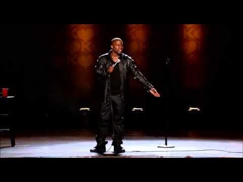 Kevin Hart - Women Taking Shit Too Far - Seriously Funny (2010)