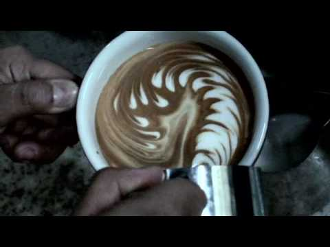 Brisbane Latte Art Competition - First Round