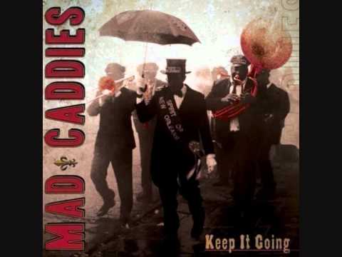 Mad Caddies - Riding For A Fall