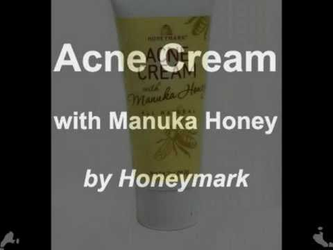Acne Cream with Manuka Honey