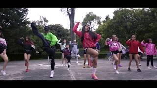 Coreografia//Suave (remix)  EL ALFA EL JEFE //