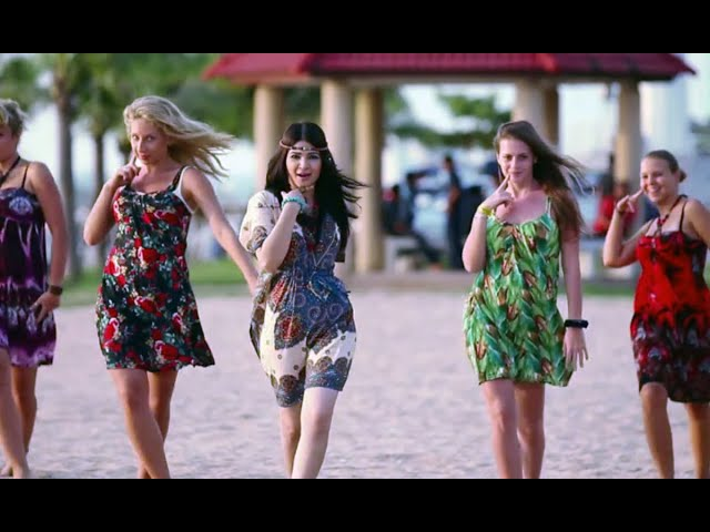 Iffi-K ft Ayesha Omar - Vakhri TOR (Official Video) - HD