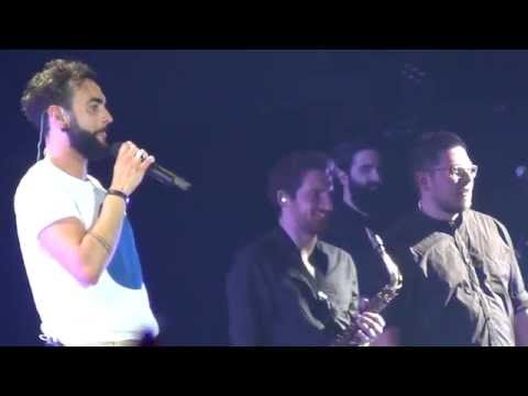 MARCO MENGONI PALAPARTENOPE 16/05/2015