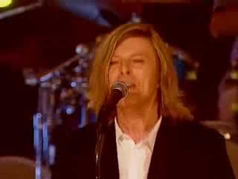 David Bowie - Absolute Beginners Video
