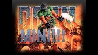 The gates are open! / MINI DOOM / STAGES 1 - 3 / Greek Version