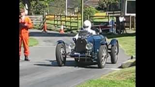 1931 Bugatti ( Type 51 ? not quite sure)  . prescott hillclimb