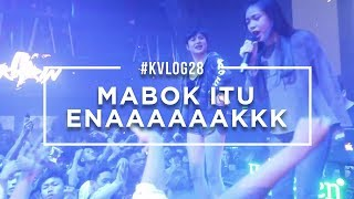 #KVLOG28 - MABOK ITU ENAAAAAAAAK (BABYFACE CLUB SEMARANG)
