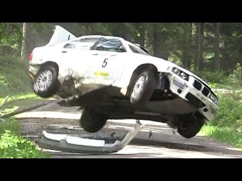 Rally Action & Crash 2016 - Finland