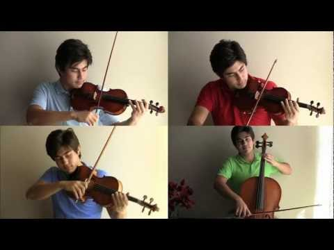 We Found Love Rihanna Cover (String Quartet) (Sheet Music)