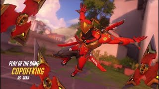 Overwatch mystery Duel play of the game